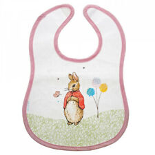 Beatrix Potter - Flopsy Bunny Baby Wipe Clean Bib