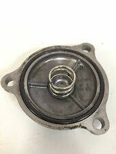 Suzuki LTR450 Engine Oil Filter Cover With Spring  LTR 450