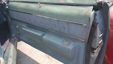 77 Chevelle Malibu El Camino 2 door Door Panels BLUE