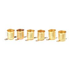 5pcs/set E10 Straight Copper Light Bulb Screw Base PCB Socket Lamp Holder