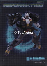 R-31 Reformatted Ater Beta Mastermind Creations MMC Action Figure IN STOCK USA