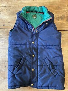 Boys Joules Gilet Age 11-12 yrs