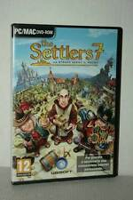 THE SETTLERS 7 LA STRADA VERSO IL REGNO GIOCO USATO PC DVD VER ITA GD1 53160