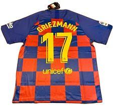 Antoine Griezmann ( Nike) FC Barcelona Home Soccer Jersey Brand New-Adult XL