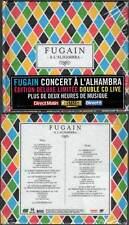 "MICHEL FUGAIN ""Fugain A l'Alhambra"" (2 CD Digipack) 2010 NEUF"