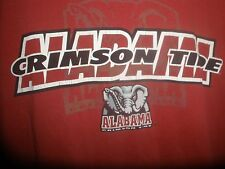 Alabama Crimson Tide Team Starter T-Shirt Men's Size XL