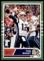 2019 Chronicles Classics #C-22 Tom Brady - New England Patriots