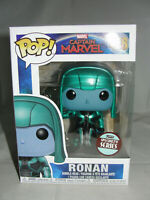 Funko Pop Captain Marvel Ronan Specialty Series Figure-New