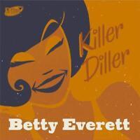 BETTY EVERETT Killer Diller NEW 6 Track VINYL EP R&B 60s SOUL (EL TORO) NORTHERN