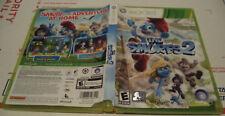 The Smurfs 2 (Microsoft Xbox 360, 2013) Complete