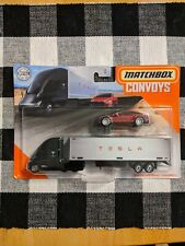 Matchbox Convoys Tesla Semi And Box Trailer Tesla Model 5