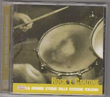 LA GRANDE STORIA DELLA CANZONE ITALIANA - rock e canzone CD