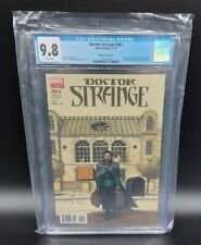 Doctor Strange #381 * 1:25 Walta Variant Cover 1st Bats the Dog * CGC 9.8 *