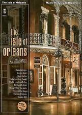 The Isle of Orleans Music Minus One Drummer: Drums, New,  Book