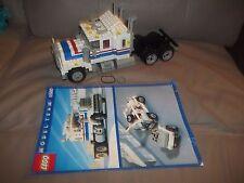 LEGO Model Team  5580 Highway Rig  100% w/ instr. RARE  Hard to find
