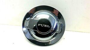 Dodge Challenger 2008-2019 Fuel Filler Door Assembly Chrome W/O Cap OEM 68086353