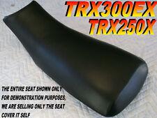 TRX300EX seat cover for Honda TRX300 EX TRX250X TRX250 Black 310C