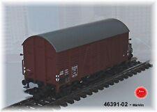 Märklin 46391-02 Gedeckter Güterwagen Gms der ÖBB mit Bremserbühne#NEU in OVP#