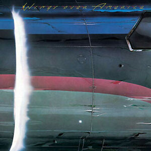 Wings - Wings Over America - 2019 3LP - Remastered on Red Green Blue 180g Vinyl