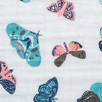 Shannon Double Gauze Mariposa Butterfly BTHY 1/2 Yard