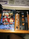 THE MOST OF BRITISH POP VARIOUS ARTISTS Cassette Tape