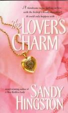 BUY 2 GET 1 FREE The Lover's Charm by Sandy Hingston (1999, Paperback)