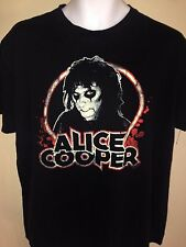ALICE COOPER NIGHTMARE 2015 XTRA LARGE t shirt METAL ROCK OUT OF PRINT