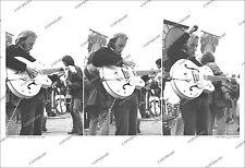 Stephen Stills UNIQUE 3-FRAME SEQUENCE LIVE PHOTO 1969 4th Gig Steve/Crosby Nash