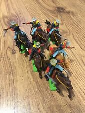 Britains Deetail  7th Cavalry Rare Chance To Get All 6 In A Set.