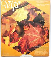 Vintage VIP Puzzle Ultimate Whitman 1982 Autumn Leaves & Circle of Trees