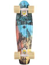 "Long Island Vinyl Mini Cruiser Buddy 22,5"" Skateboard Old School Enfants Board S"