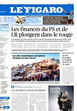 Le Figaro 18.7.2017 N°22686*MACRON JUPITER jeunesse à ELYSÉE*Vélos-taxis à PARIS