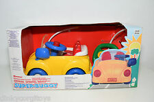 SUPERTOYS SUPER BUGGY VW VOLKSWAGEN BEETLE KAFER FUN CAR EXCELLENT BOXED