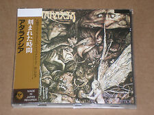 ATARAXIA - ADOLESCENCE OF AN ANCIENT WARRIOR - CD JAPAN COME NUOVO (MINT)