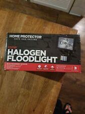 Halogen Outdoor Security Light 120w. 15m Range