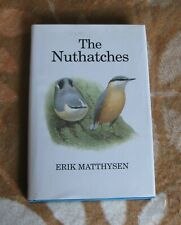 The NUTHATCHES - Poyser - VGC 1st edition