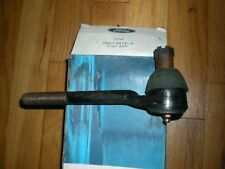 NOS 1979 - 1989 Ford Crown Victoria Tie Rod End P/S Inner D9AZ-3A131-A