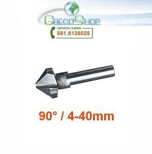 Fresa/Punta/Svasatore svasatrice conica allargafori HSS 4-40mm