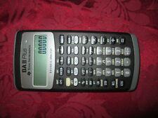 Texas instruments  BA II Plus Calculator