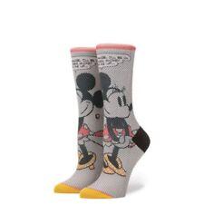 Damen-Socken mit Spaß- & Comic-S