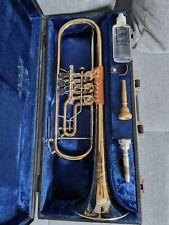B&S Meister J.Scherzinger Markneukirchen Trompete