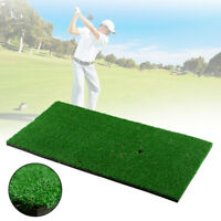 Foldable Golf Practice Mat Golf Hitting Training Aid Mat Indoor Outdoor Garden