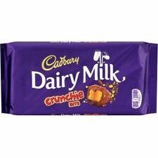 Cadbury Dairy Milk Crunchie (200g)