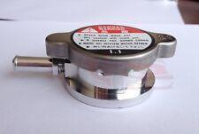 "32mm 1.25"" ID Aluminum Weld On Radiator Filler Neck And Cap"