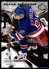 2003-04 Upper Deck Black Diamond Alex Kovalev #43