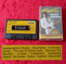 MC Ricky King - Guitar Holiday - Musikkassette Cassette