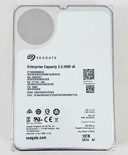 "Seagate Helium ST10000NM0016 10 TB 7200RPM 3.5"" SATA Enterprise Hard Drive"