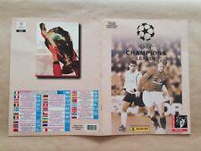 Album Panini 2000 01 Champions League Final completo rare