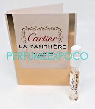 LA PANTHERE Cartier 0.05oz-1.5ml Eau de Parfum LEGERE Spray Sample Vial (C78