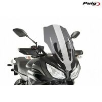 PUIG 9212F CUPOLINO TOURING FUME SCURO YAMAHA 700 MT-07 A TRACER 2016-2018
